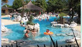 Tahiti Camping e Terme Bungalow Park