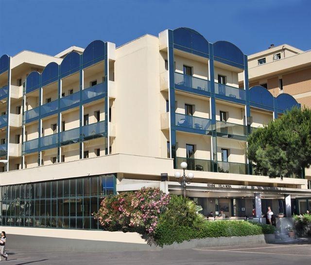 Hotel Villa Rosa Riviera Rimini Viale Amerigo Vespucci 71