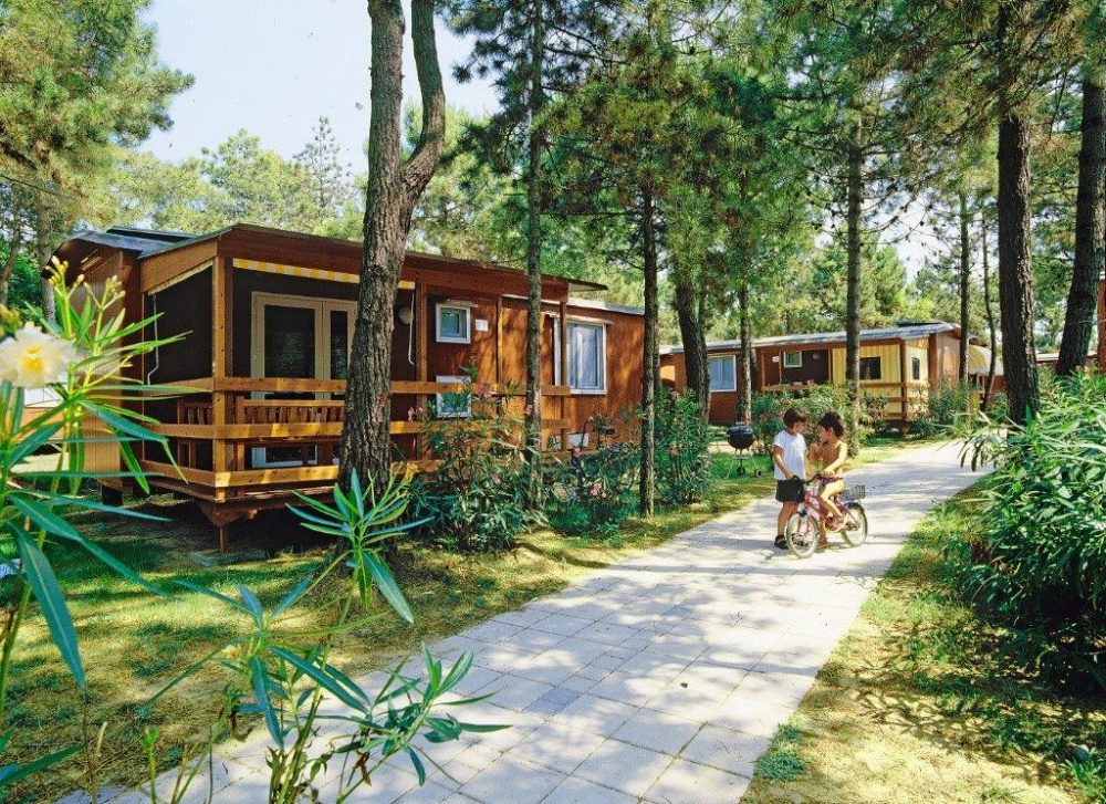 Camping Residence Il Tridente - Bibione - Venezia. Alle ...