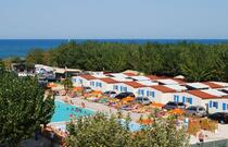Angebot September im Camping Village am Meer mit Pool in den Marken
