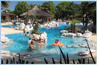 ZERO COSTI DI PRENOTAZIONE - Camping Tahiti -
